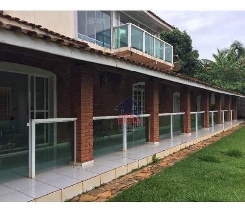 Chácara Residencial À Venda, Jundiaizinho, Mairiporã. - Ch0128