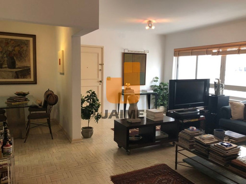 Apartamento Na Melhor Área De Higienópolis! - Bi3342