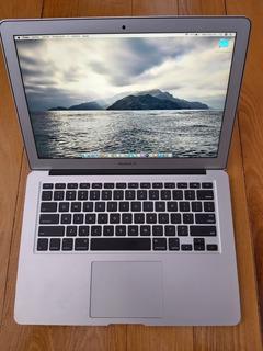 Mac Book Air 2015 - I5 - 4gb - 256 Gb Solido - Im Pe Ca Ble