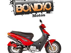 Corven Energy 110 Tuning - Bondio Motos