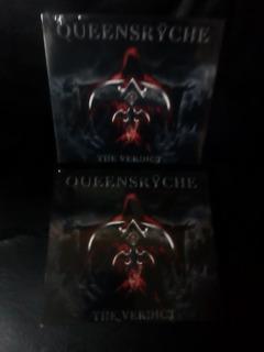 Queensryche The Verdict Cd Nuevo Original Sellado