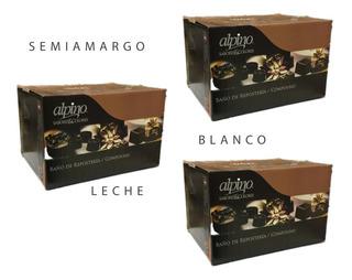 Chocolate Alpino 2 Cajas 5 Kg Triturado Cotillon Sergio Once