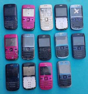 Lote Com 14 Celulares Nokia C3-00 (leia A Descrição)