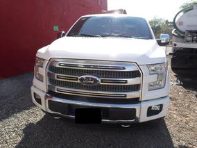 Ford Lobo 3.5 Platinum 2015 4x4 Mt