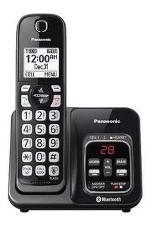 Teléfono Inalámbrico Bluetooth (nuevo) Panasonic Kx-tg3760m