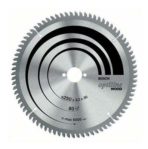 Disco Sierra Circular Bosch 180mm 60d Multimaterial