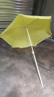 Sombrilla Para Playa - 1.30 M De Diametro