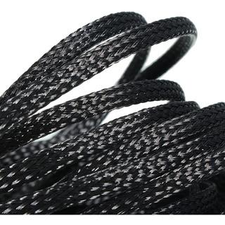 Nylon Malla Cubre Cable Piel De Serpiente 5 Mm Por 1m 3d