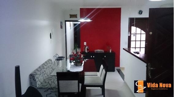 Casa Terrea 100m²- Santo Andre - C-0071
