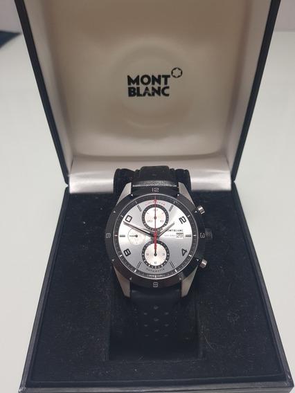 Reloj Montblanc Timewalker Automático Ceramico Cronograph