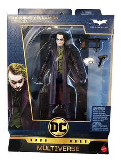 Figura El Guason Joker Dc Multiverse Batman Movies
