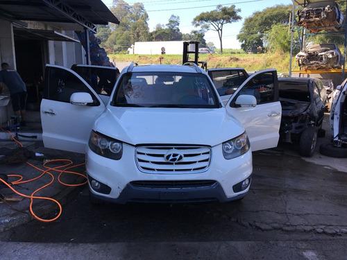 Sucata Hyundai Santa Fé Retirada De Peças Import Multipeças