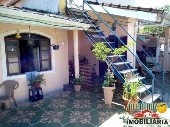 Casa De 04 Dormitórios, Sendo 01 Suíte E Com Ponto Comercial No Ipiranguinha - Ca317