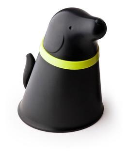 Plato De Comida Para Perro Con Contenedor Incluido Qualy
