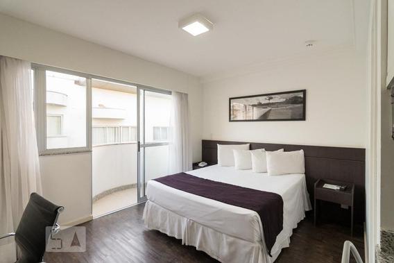 Studio No 2º Andar Mobiliado Com 1 Dormitório E 1 Garagem - Id: 892971656 - 271656