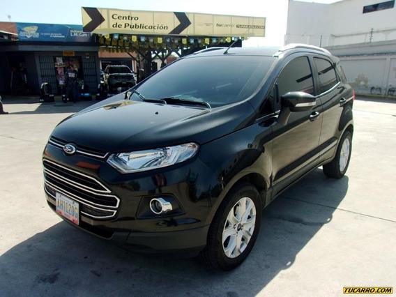 Ford Ecosport Titanium Automático