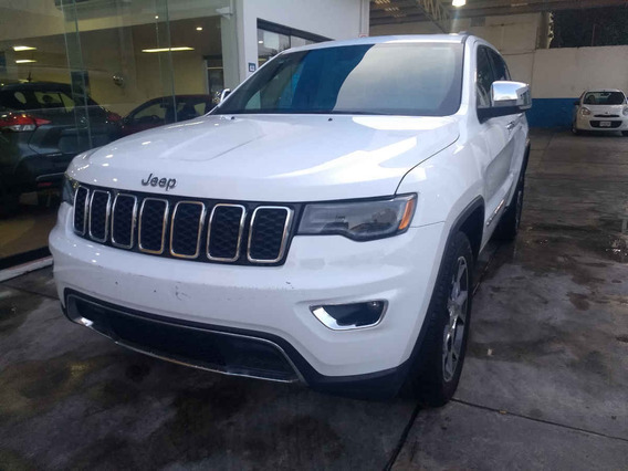 Jeep Grand Cherokee 5p Limited 4x2 V6/3.6 Aut Nav