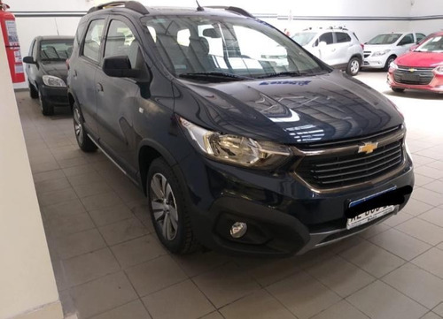 Chevrolet Spin 1.8 Activ7 Ltz 5as At 105cv -fym