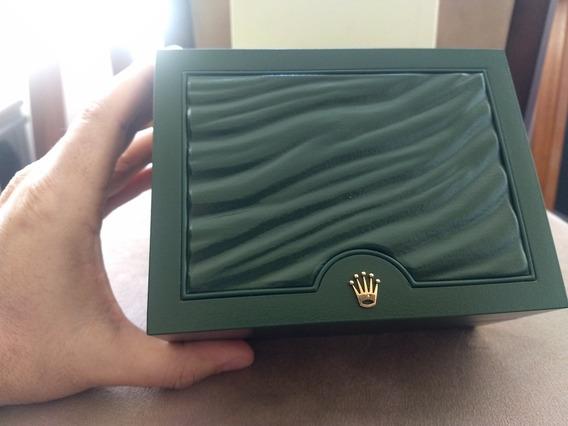 Caixa De Rolex Original Nova Completa
