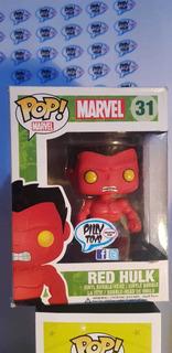 Funko Pop! Red Hulk #31