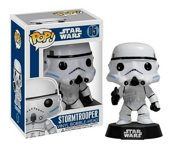 Funko Pop Star Wars-stormtrooper 05 (2321)