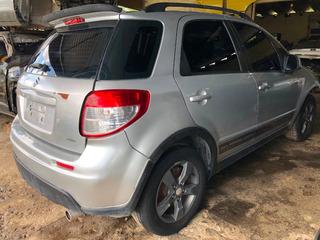 Sucata Suzuki Sx4 2.0 16v 4x4 Automatico 2012 Venda De Peças