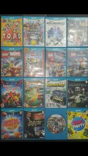 Juego Físico Nintendo Wii U Original Tienda Xbox One Almagro