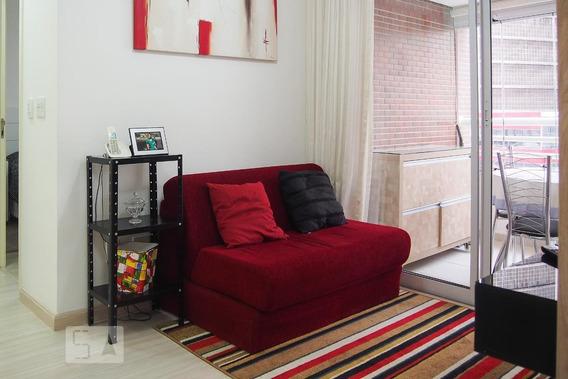 Apartamento Para Aluguel - Consolação, 2 Quartos, 50 - 893019724