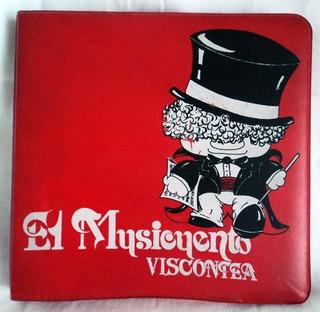 Musicuento Viscontea 10 Vinilos Con Su Estuche Discos Vinil
