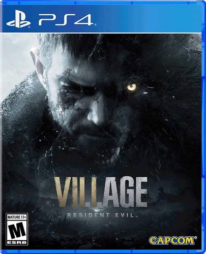 ..:: Resident Evil Village ::.. Ps4 Playstation 4