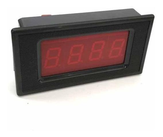 Voltímetro Digital Pm436 Novo