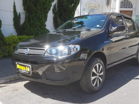 Fiat Siena 1.0 Fire Celebration Flex 2008 Preto