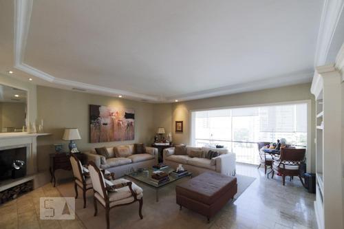 Apartamento À Venda - Campo Belo, 4 Quartos,  229 - S892879255