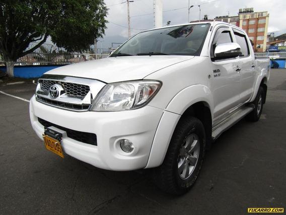 Toyota Hilux 4x4 2700