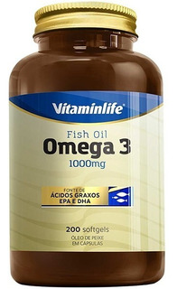 Omega 3 200 Softgel - Vitamin Life