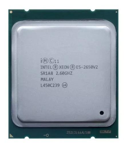 Processador Xeon E5-2650 V2 8/16 Cores 2.6ghz 20m Sr1a8