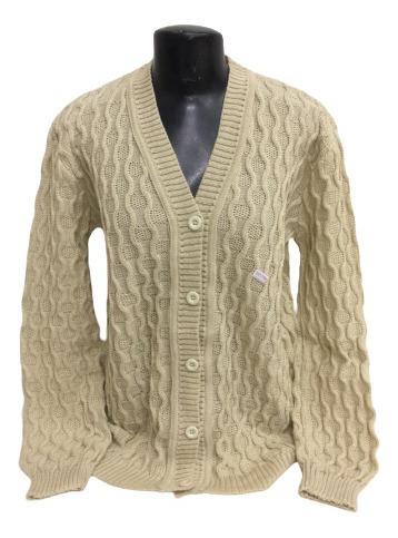 Blusa De Frio Feminina G Gg Cardigan Tricot Inverno Atacado
