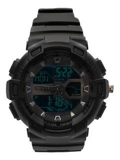 Reloj Hombre Skmei 1189 Deportivo Luz Sumergible Cronometro