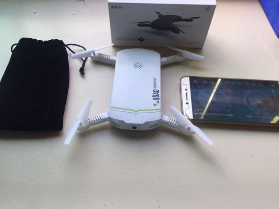 Drone Lidirc Rc102 Com 2 Baterias Wifi