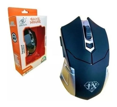 Mouse Gamer Inalambrico Jiexin 6 Botones Usb