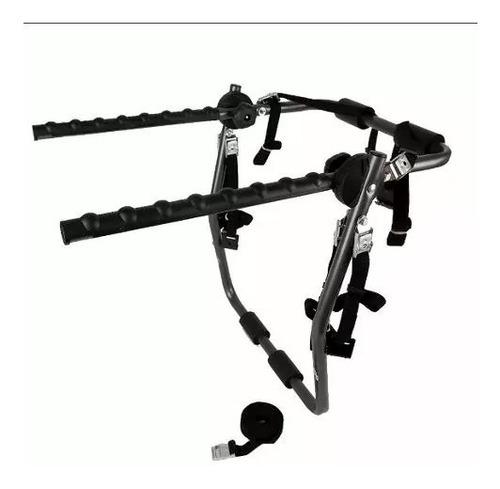 Imagen 1 de 7 de Porta 3 Bicicleta Baúl Universal Reforzado Auto Con O S/baul