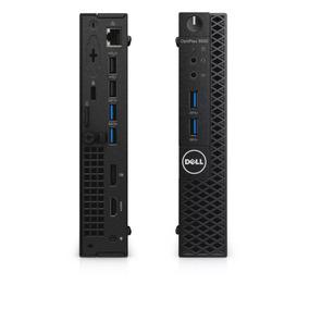 Mini Pc Dell 3050 I3 7100 7ª Geração Ssd 240gb 8gb Memo Ddr4