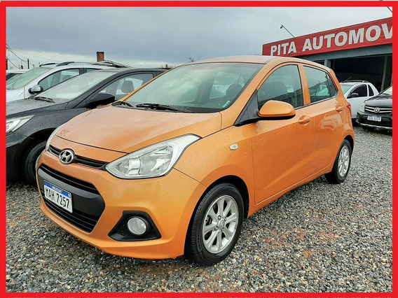 Permuto,financio Hyundai Grand I 10 Extra Full 2016