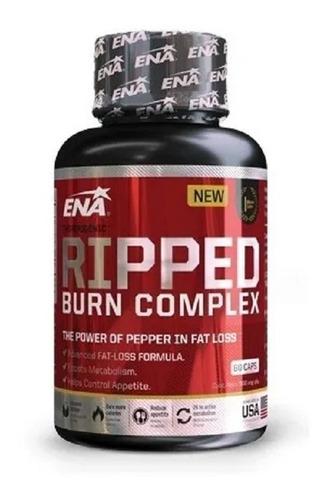 Ripped Burn Complex Ena - Quemador Grasa Termogenico