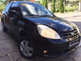 Ford Ka   Mpi Tecno V Flex P Manual  Preto