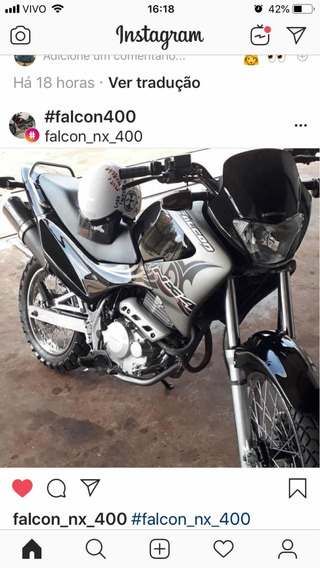 Honda Nx 4 Falcon