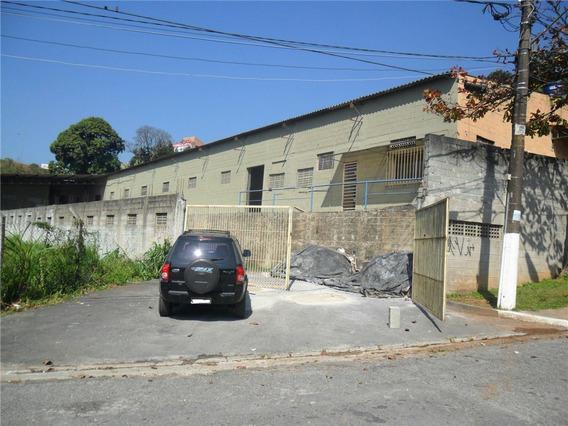 Galpão Para Aluguel, 10 Vagas, Alvarenga - São Bernardo Do Campo/sp - 5591
