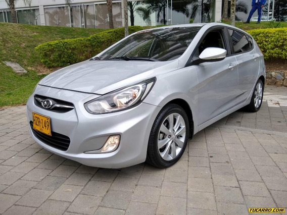 Hyundai Accent I25 At 1600