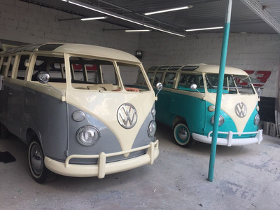 Kombi Antiga T1 T2 Bus Corujinha Jarrinha Vw Split Screen