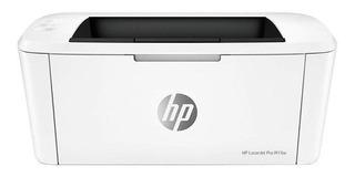 Impresora HP LaserJet Pro M15W con wifi 110V blanca